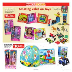 Aleve deals in Family Dollar