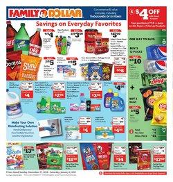 Family Dollar catalogue in Winston Salem NC ( Expired )