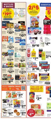 Bakery deals in Family Dollar