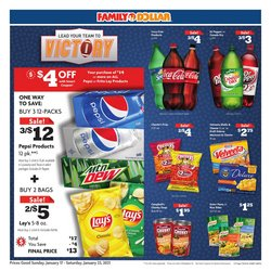 Discount Stores offers in the Family Dollar catalogue in Chicago IL ( Expires today )