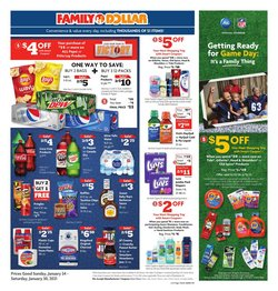 Discount Stores offers in the Family Dollar catalogue in Massillon OH ( 1 day ago )