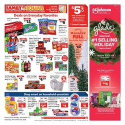 Discount Stores offers in the Family Dollar catalogue in Erie PA ( Expires tomorrow )