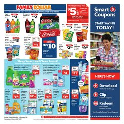Family Dollar catalogue ( Expires today )