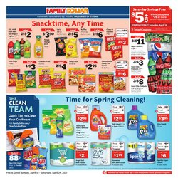 Discount Stores offers in the Family Dollar catalogue in Sugar Land TX ( Published today )