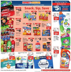 Family Dollar deals in the Family Dollar catalog ( 1 day ago)