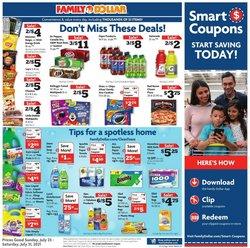 Family Dollar catalog ( 2 days left)