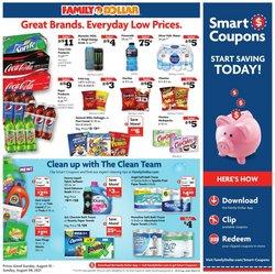 Family Dollar deals in the Family Dollar catalog ( 3 days left)