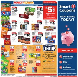 Discount Stores deals in the Family Dollar catalog ( 5 days left)