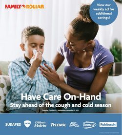 Discount Stores deals in the Family Dollar catalog ( Published today)