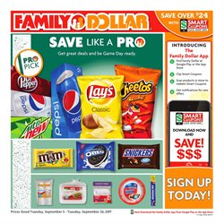 Family Dollar deals in the Houston TX weekly ad