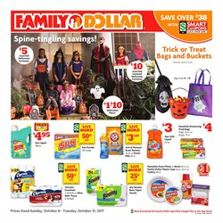 Discount Stores deals in the Family Dollar weekly ad in Dallas TX