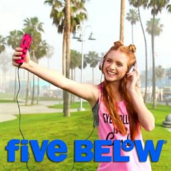 Five Below deals in the Chicago IL weekly ad