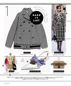Saks Fifth Avenue deals in the Las Vegas NV weekly ad