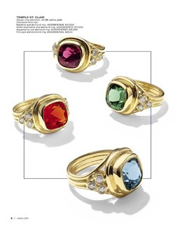 Ring deals in the Saks Fifth Avenue weekly ad in Bayamon PR