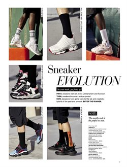Men's socks deals in the Saks Fifth Avenue weekly ad in New York