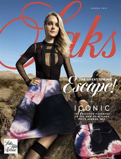 Saks Fifth Avenue deals in the Beverly Hills CA weekly ad