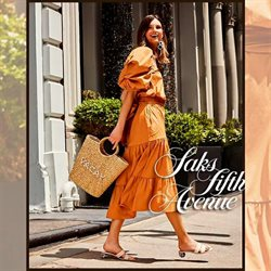 Saks Fifth Avenue deals in the New York weekly ad