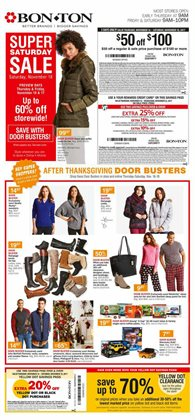 Clothing & Apparel deals in the Bon Ton weekly ad in Johnstown PA