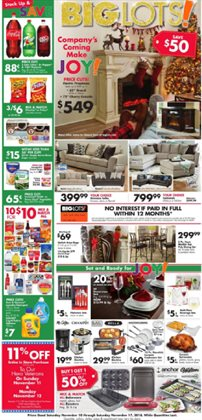 Discount Stores deals in the Big Lots weekly ad in Arvada CO