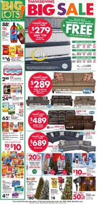 Discount Stores deals in the Big Lots weekly ad in Victoria TX