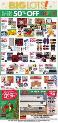 Discount Stores deals in the Big Lots weekly ad in Flagstaff AZ