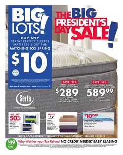 Big Lots deals in the Abilene TX weekly ad