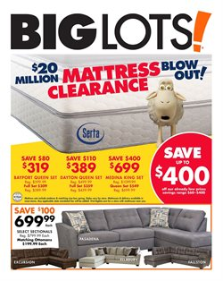 Discount Stores deals in the Big Lots weekly ad in Minneapolis MN