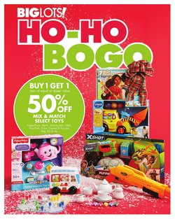 Big Lots deals in the Charlottesville VA weekly ad