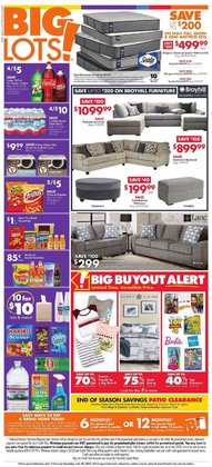 Big Lots catalogue in Danville VA ( 1 day ago )