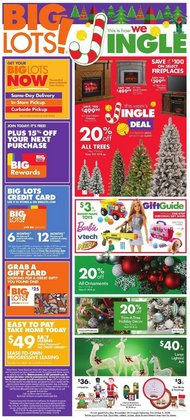 Discount Stores offers in the Big Lots catalogue in Youngstown OH ( 1 day ago )