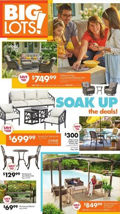 Discount Stores offers in the Big Lots catalogue in Middletown OH ( Expires tomorrow )