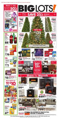 Discount Stores deals in the Big Lots weekly ad in Kent WA