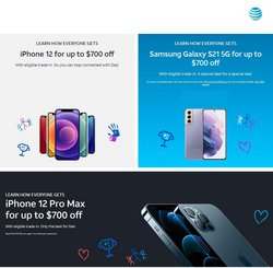 Electronics & Office Supplies deals in the AT&T Wireless catalog ( 4 days left)