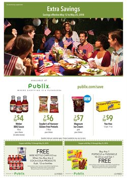 Publix deals in the Miami FL weekly ad
