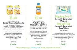 Gel deals in the Publix weekly ad in Roswell GA
