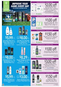 Soap deals in the Publix weekly ad in Roswell GA