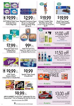 Bags deals in the Publix weekly ad in Stone Mountain GA