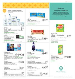 Dove deals in the Publix weekly ad in Stone Mountain GA