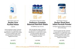 Water deals in the Publix weekly ad in Delray Beach FL