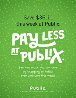 Grocery & Drug deals in the Publix weekly ad in Roswell GA