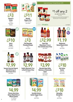 Basketball deals in the Publix weekly ad in Stone Mountain GA
