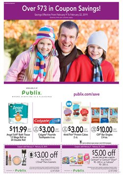 Cakes deals in the Publix weekly ad in Bessemer AL