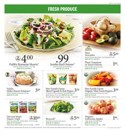 Trees deals in the Publix weekly ad in Concord NC