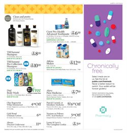 Shampoo deals in the Publix weekly ad in Bessemer AL