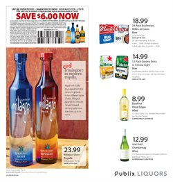 Wine deals in the Publix weekly ad in Miami FL