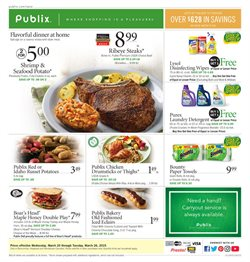 Publix deals in the Asheville NC weekly ad