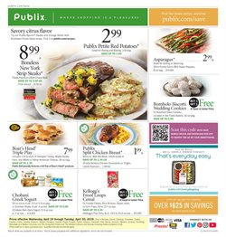 Grocery & Drug deals in the Publix weekly ad in Atlanta GA