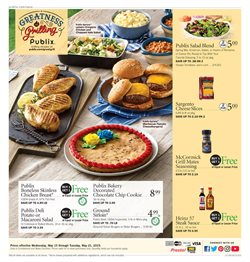 Publix deals in the Cary NC weekly ad