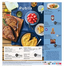 Grocery & Drug deals in the Publix weekly ad in Decatur GA