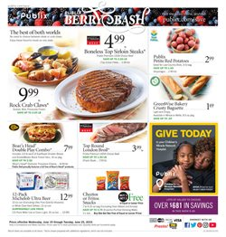 Publix deals in the Raleigh NC weekly ad